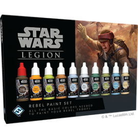 Star Wars Legion: Rebel Paint Set