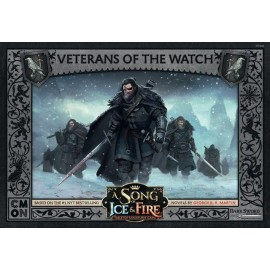Night's Watch Veterans of the Watch: A Song of Ice and Fire Exp