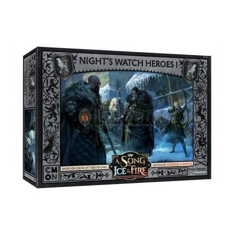 Night's Watch Heroes Box 1: A Song of Ice and Fire Exp