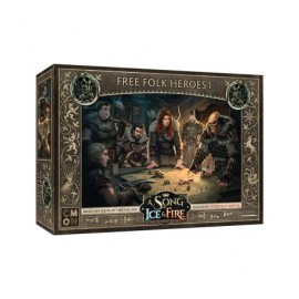 Free Folk Heroes Box 1: A Song of Ice and Fire Exp
