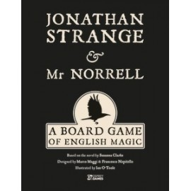 Jonathan Strange & Mr Norrel (Board Game)