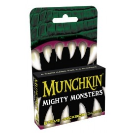 Munchkin: Mighty Monsters