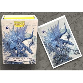 Dragon Shield: ART Sleeves Classic - Seer of the God Hand (100)