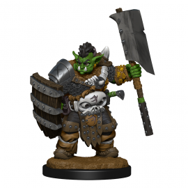 Wizkids Wardlings Painted Miniatures: Orc