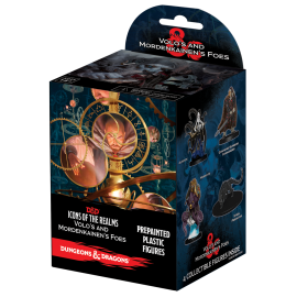 D&D Icons of the Realms: Volo & Mordenkainen's Foes Eight Ct. Booster Brick