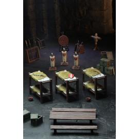 WizKids 4D Settings: Castle Barracks
