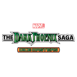 Marvel Dice Masters: The Dark Phoenix Saga Countertop Display