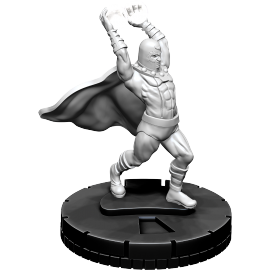 Marvel HeroClix Deep Cuts Unpainted Miniatures: Magneto