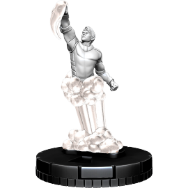 Marvel HeroClix Deep Cuts Unpainted Miniatures: Cannonball