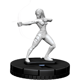 Marvel HeroClix Deep Cuts Unpainted Miniatures: Psylocke