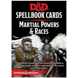 Dungeons & Dragons Martial Deck (61 cards)