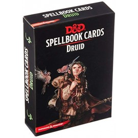 Dungeons & Dragons Druid Deck (131 cards)