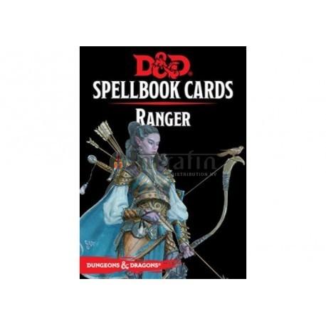 Dungeons & Dragons Ranger Deck (46 cards)