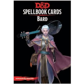 Dungeons & Dragons bard Deck (128 cards)