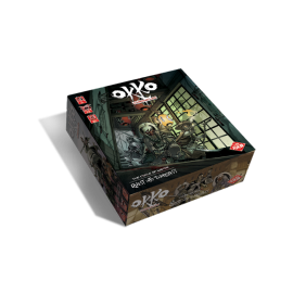 Okko Chronicles board game: Cycle of Water Quest into Darkness