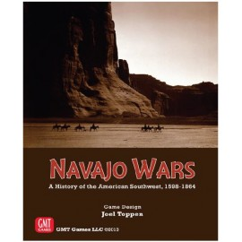 Navajo Wars Second Printing
