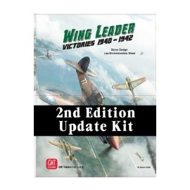 WING LEADER: VICTORIES 2nd Printing Update Kit