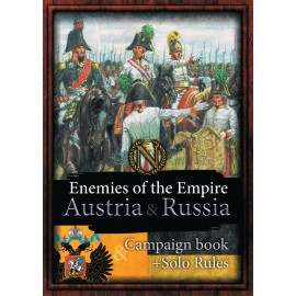 Napoleon Saga: Enemies of the Empire : Austria & Russia (English)