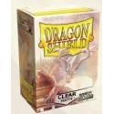 Dragon Shield Matte Non-glare - Clear (100)