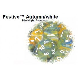 Festive Autumn/white 7-Die Set