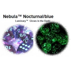 Nebula Nocturnal/blue 7-Die Set