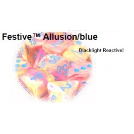 Festive Allusion/blue 7-Die Set