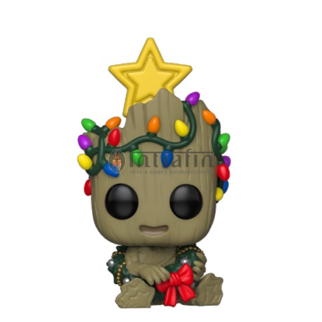 Marvel: Holiday - Groot