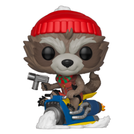 Marvel:531 Holiday - Rocket