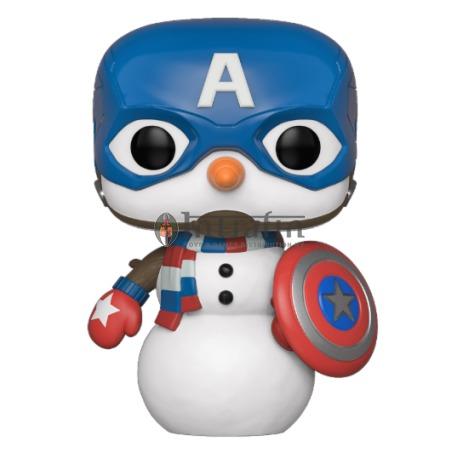 Marvel: Holiday - Captain America