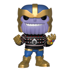 POP Marvel: Holiday -Thanos