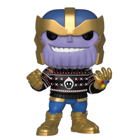 POP Marvel: Holiday -Thanos