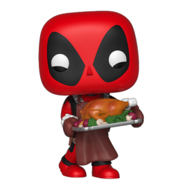 Marvel: Holiday -Deadpool