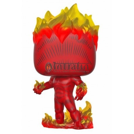 Marvel:501 80th - First Appearance - Human Torch
