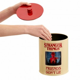 Stranger Things Cookie Jar: Retro Poster (Tin)