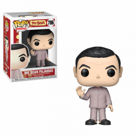 POP! TV: Mr Bean Pajamas w/Teddy Bear (1 chase per box of 6)