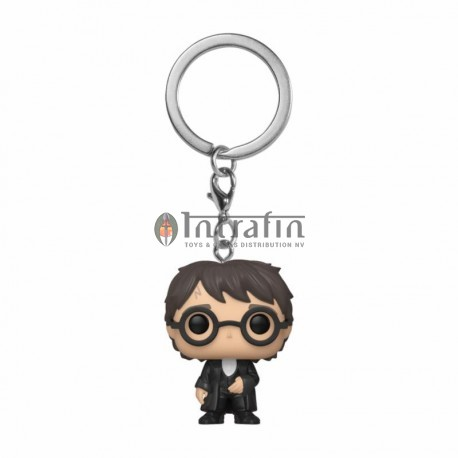 POP Keychain: Harry Potter - Harry (Yule Ball)