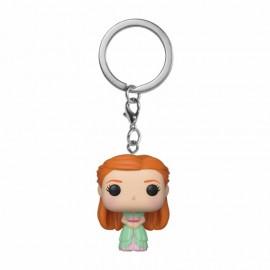 Keychain: Harry Potter - Ginny (Yule Ball)