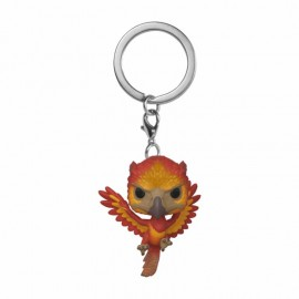 Keychain: Harry Potter - Fawkes
