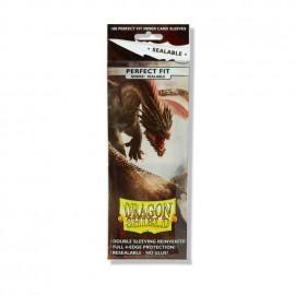Dragon Shield - Perfect Fit sealable Smoke (100 ct x15)