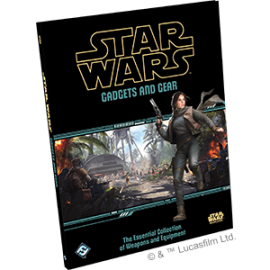 Star Wars RPG: Gadgets and Gear