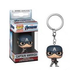 POP Keychains: Marvel - Endgame - Captain America