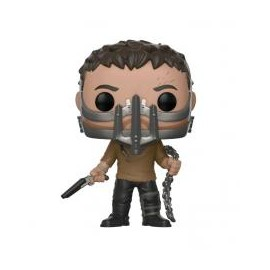 POP! Vinyl: Mad Max: Fury Road: Max w/ Cage Mask (Exc)