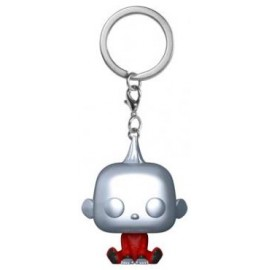 Pocket POP! Keychain: Disney: The Incredibles 2: Metallic Jack-Jack (Exc) (CC)