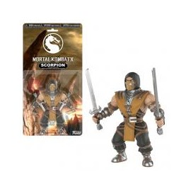 Action Figure: Mortal Kombat: Scorpion (1 chase per 6)