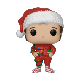 POP Disney: The Santa Clause - Santa w/Lights