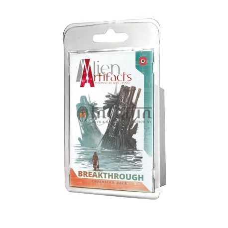 Alien Artifacts: Breakthrough