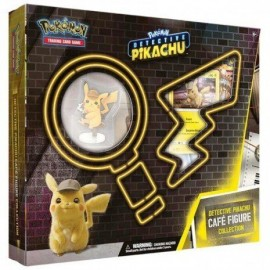 Pokémon Detective Pikachu Café figure collection