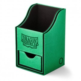 Dragon Shield Nest Box 100+ - Green/Black