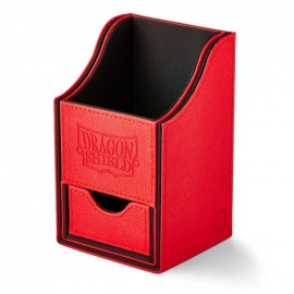 Dragon Shield Nest Box 100+ - Red/Black