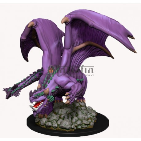 Wizkids Wardlings Painted Miniatures: Dragon